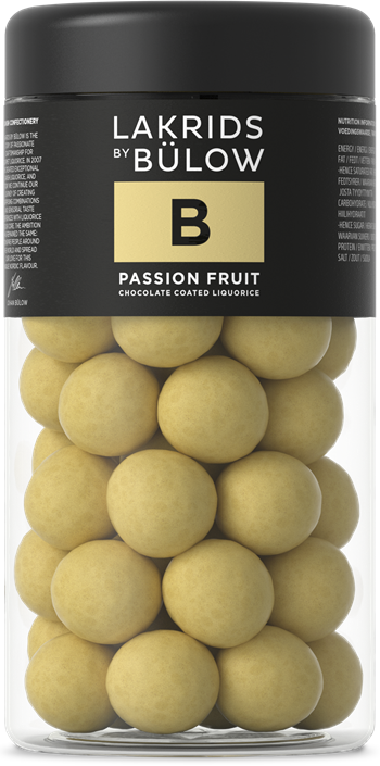 B – PASSION FRUIT